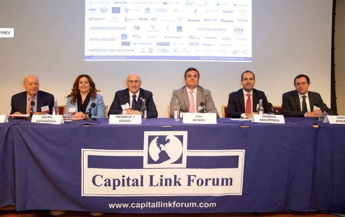 Columbia Represented at Capital Link Events in London & New York